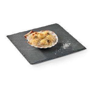 coquilles saint jacques cuisinées normande